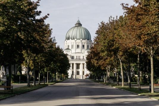 Vídeňský ústřední hřbitov staví energeticky soběstačnou márnici