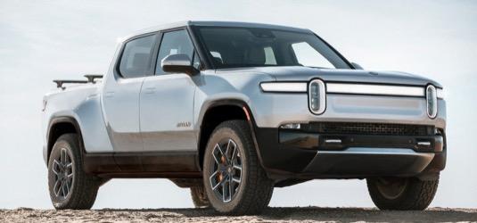 Rivian předběhl Teslu: je připraven zahájit výrobu elektrického pick-up trucku R1T
