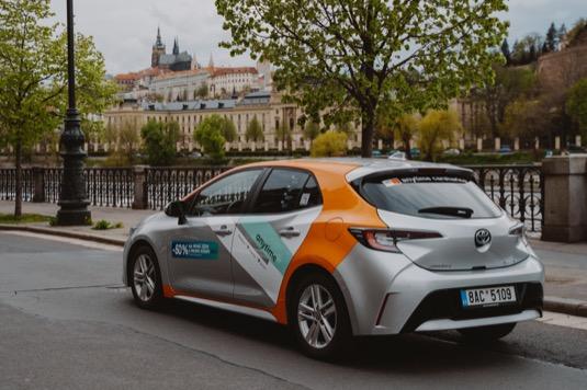 Sdílení aut roste, Toyota přidala dalších 190 hybridů