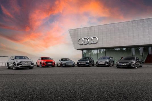 Audi ukončí výrobu spalováků v roce 2033