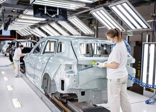 Škoda Auto vyrobila již 100 000 elektrifikovaných vozů iV