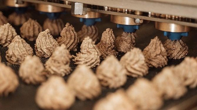 Česká firma vyrábí sušenky zlógru. Nově je prodává IKEA