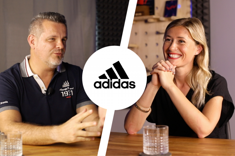 Na značky! Zdeněk Mrkva a Radka Janka Šubířová o kampani Adidas a Allbirds