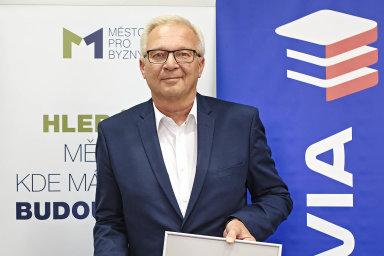 Brandýs nad Labem-Stará Boleslav vybojoval prvenství v celorepublikovém srovnání Město pro byznys!