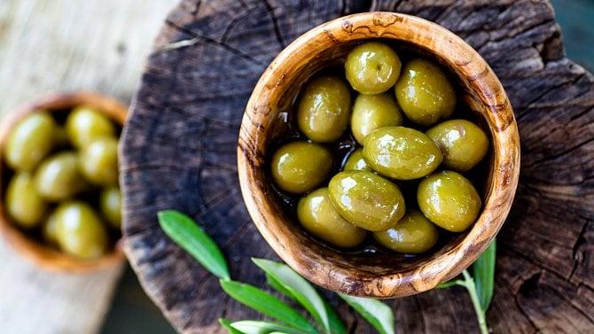Olivy, zdraví a kalorie: zdání klame