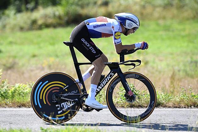 Cyklista Černý bude pokračovat další dva roky v týmu Deceuninck-Quick-Step