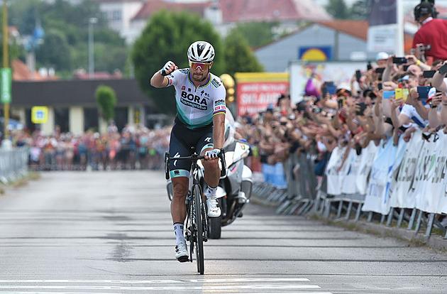 Favorit Sagan vyhrál závod Kolem Slovenska, Kukrle byl třináctý