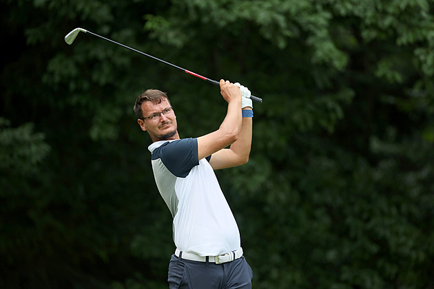 Golfista Lieser vybojoval na turnaji Dutch Open letos nejlepší 19. místo