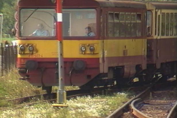 30 let zpět: Konkurence na regionální trati