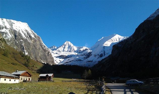 Na nejvyšší hoře Rakouska zachraňovali české turisty, zapadli do sněhu