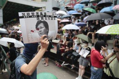 Sdílíme stejný příběh. Praha 3 dotáhla návštěvu hongkongského bojovníka zasvobodu