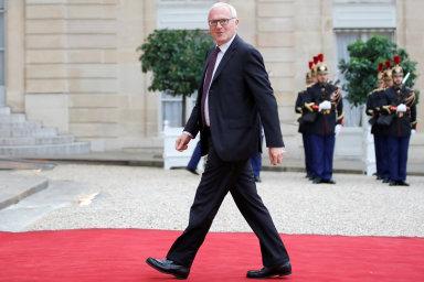 Šéf francouzského EdF utužoval vztahy s českými dodavateli pro Dukovany. Vytvoříme silná partnerství, tvrdí Lévy