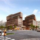 Sekyra Group zahajuje stavbu Rohan City. Čtvrť pro 11 000 lidí vyroste na pražském ostrově do roku 2033