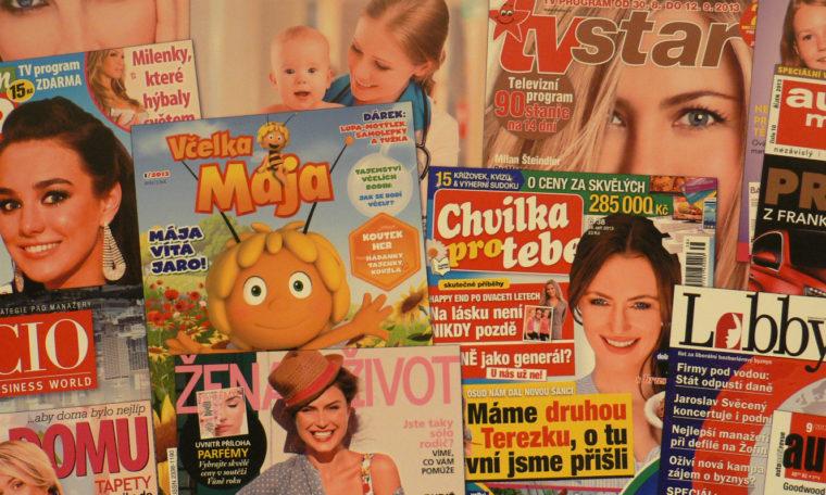 Distributorovi Mediaprint & Kapa Pressegrosso klesly tržby o více než 100 milionů
