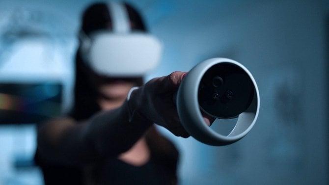 Rehabilitační cvičení ve virtuální realitě, to umí nová technologie