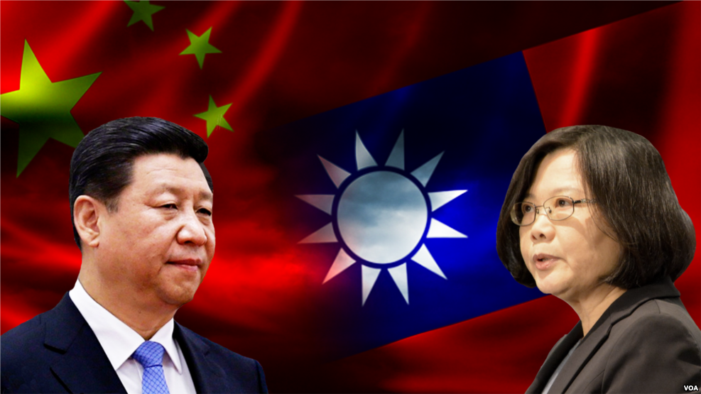 Kdo skoho: Tchaj-wan sČínou závodí ovstup do Transpacifického partnerství. Může to strhnout lavinu