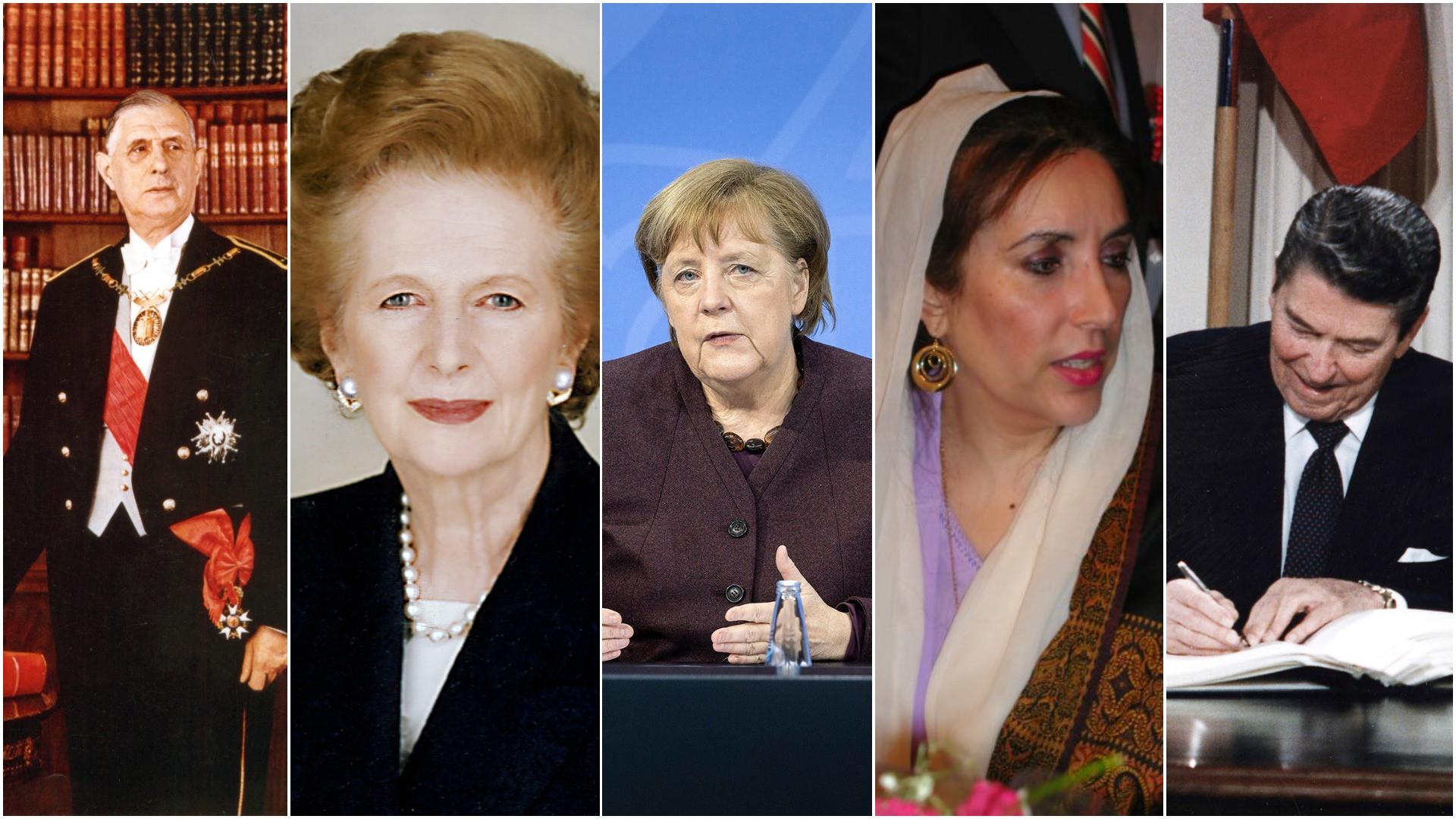 Historický přehled: Jak se Angela Merkelová vyrovná poválečným velikánům?