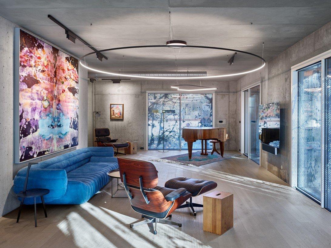 Jak vypadá nejkrásnější interiér roku? Ukrytý je vnovostavbě na Starém Městě