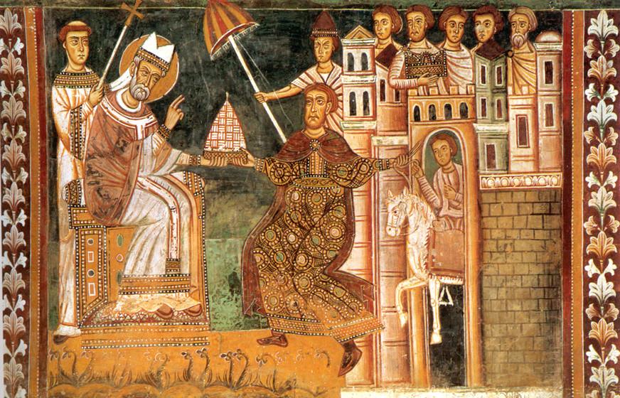 Pandemie vzrcadle římských dějin: mory, bohové aglobalizace