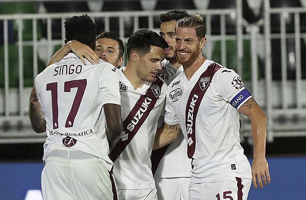 FC Turín remizoval v italské lize s Benátkami, Zima naskočil v závěru