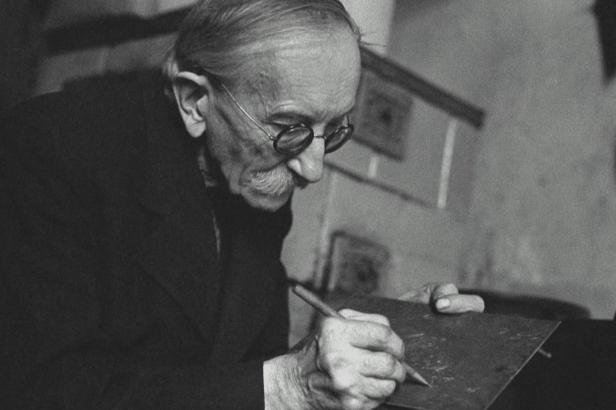 Oslavoval krásu jako jeden z nejmocnějších projevů života. Před 50 lety zemřel Bohuslav Reynek
