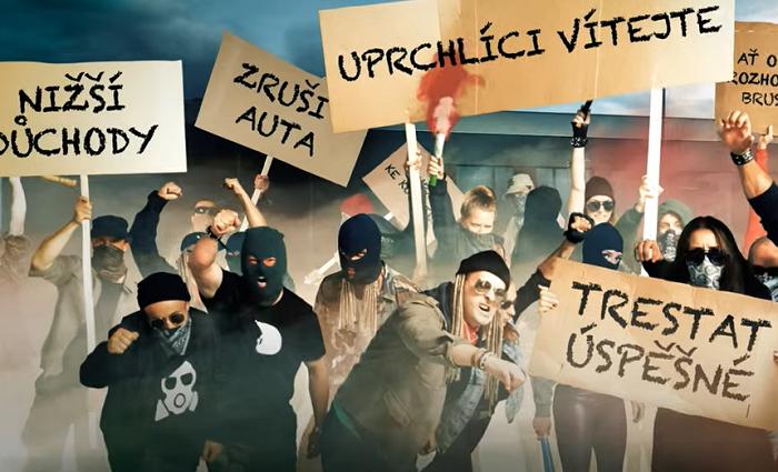 Jak zafungoval kontroverzní volební spot hnutí ANO?