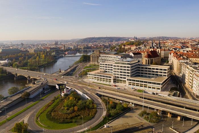 Agentury WPP zahajují stěhování do budovy v Praze na Vltavské