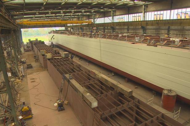 Výrobci lodí se dostávají ze ztrát po covidu, úbytek zakázek z ciziny vyvažují místní