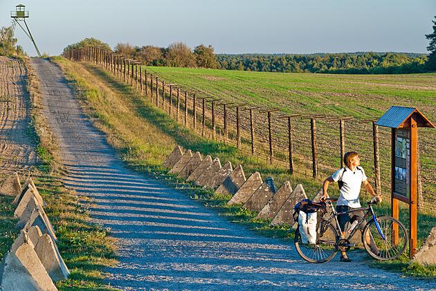 Cyklostezka roku 2021. Svezte se na kole ve stínu železné opony