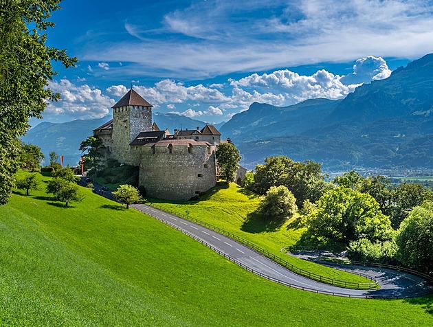 Lichtenštejnsko: tady poznáte celou zemi za jedinou dovolenou
