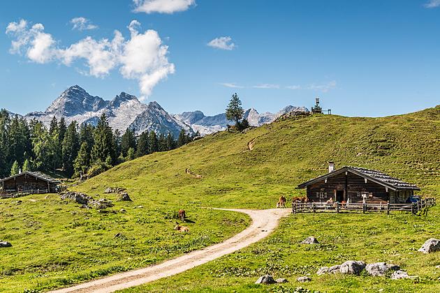 Rakouská pohoda v horách. Salzburský Saalachtal zvládnete i s dětmi