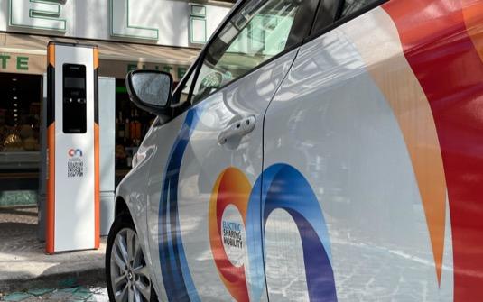 Siemens v Římě nainstaluje 120 nabíjecích stanic