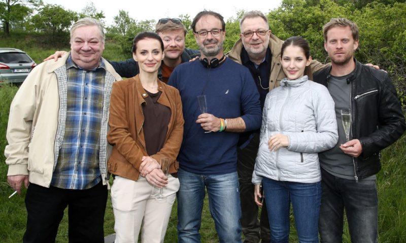 Televize Prima začala točit seriál s Prachařem a Sandevou