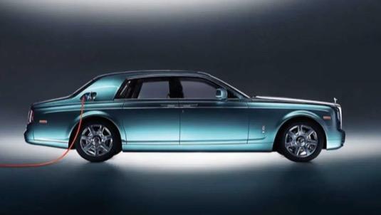 Rolls-Royce potvrdil vývoj prvního elektromobilu