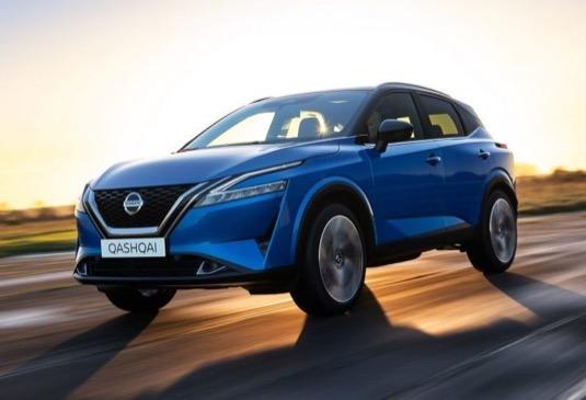 Nový Nissan Qashqai nově také jako hybrid s pohonem e-Power