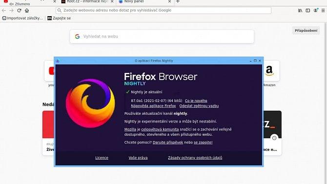 Vypínáme vzhled Proton ve Firefoxu, blíží se KDE Plasma 5.22