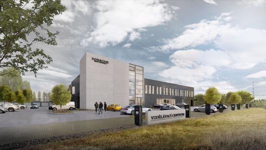 Porsche ČR investuje do nového vzdělávacího centra 156 milionů korun