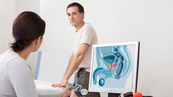 Je zdravotnictví kmužům nefér? VČR si musí platit screening rakoviny prostaty