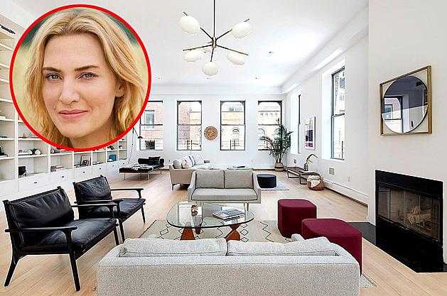 Kate Winsletová prodala luxusní penthouse v New Yorku za 120 milionů korun