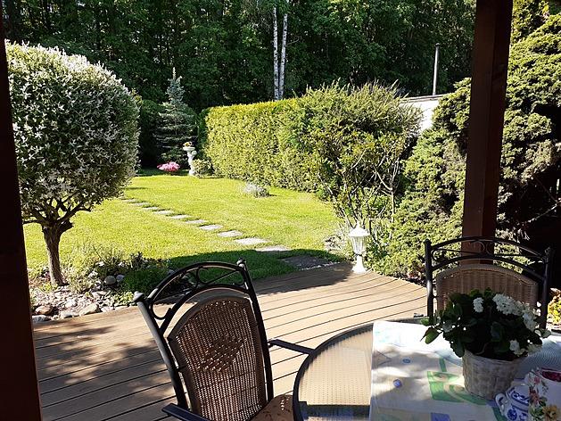 Zelená oáza v pražské Hostivaři má za domem les. Do centra je to kousek