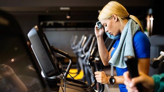 Fitness centra lákají na prázdninové akce ianalýzu těla. Start byl náročný