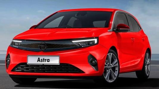 Nový Opel Astra: plug-in hybrid nebo elektromobil?