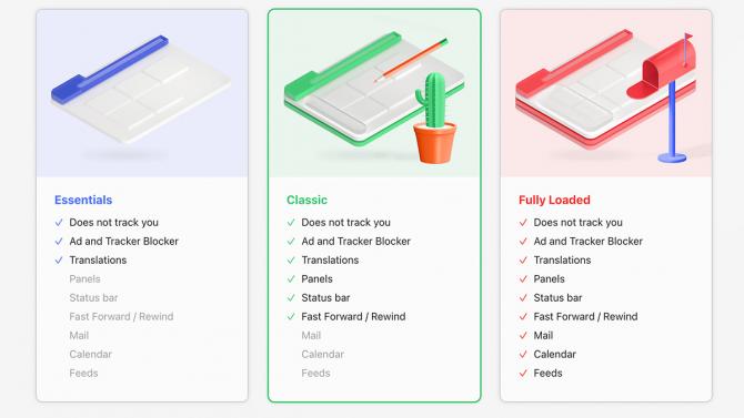 Prohlížeč Vivaldi ve verzi 4 přidal překladač, RSS čtečku, mail a kalendář