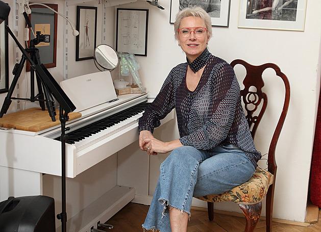 Šansoniérka Drössler se stěhovala devětkrát, až zakotvila v Dejvicích