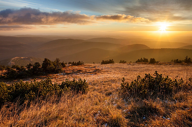 To nejlepší z hor Česka: na těchto místech si Jeseníky opravdu zamilujete