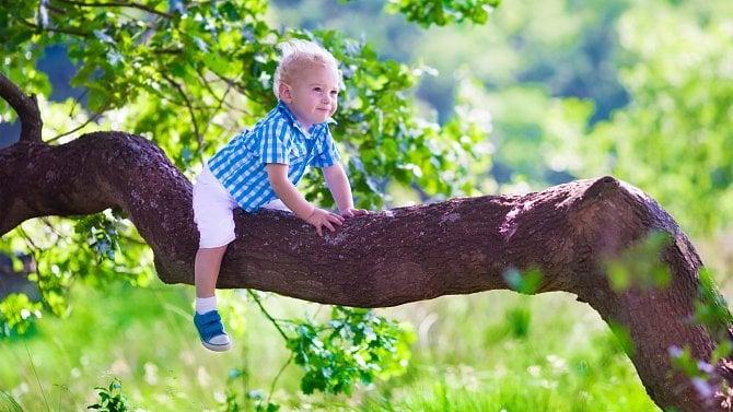Chcete své děti ochránit? Dopřejte jim riziko