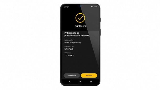 CZ.NIC spustil aplikaci MojeID Klíč pro dvoufaktorovou autentizaci k MojeID
