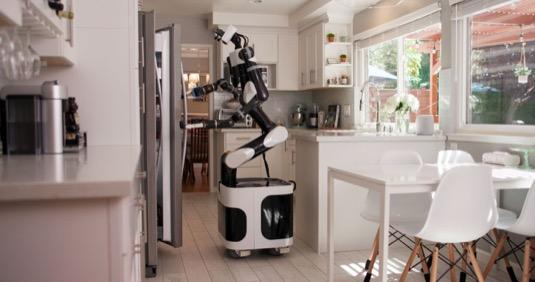 V inteligentním městě od Toyoty zastanou domácí práce roboti