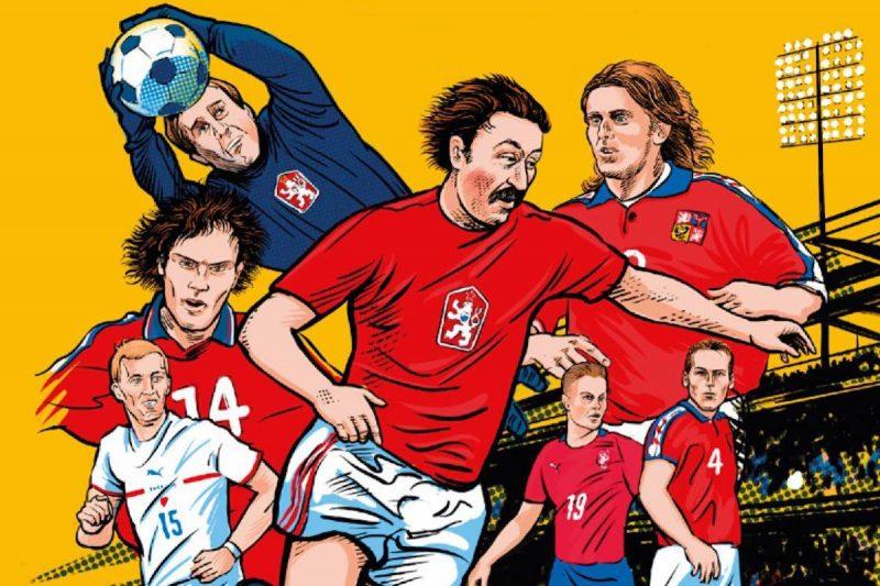 Vychází nový fotbalový magazín Panenka