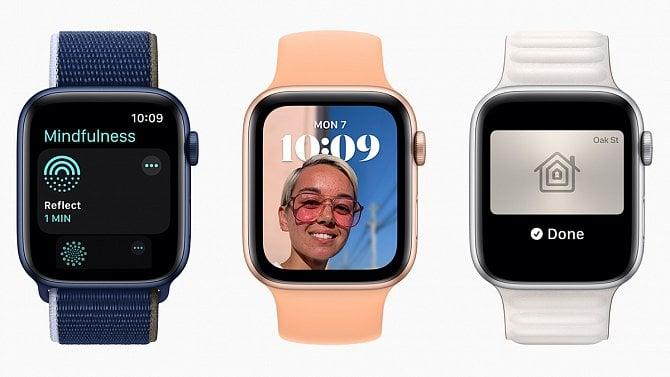 Nové operační systémy od Applu, blíží se Wi-Fi 7, Apple Watch seSIM konečně vČR